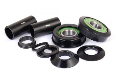 Firma Mid BB / US 19mm Bottom Bracket Black