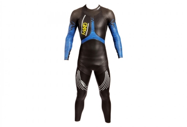 Combinaison neoprene mako torrent noir bleu xl