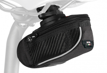 SCI CON Compact 430 RL 2.1 Saddle Bag Black Carbon