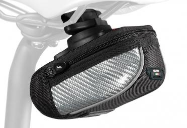 SCI CON Compact 430 RL 2.1 Saddle Bag White Carbon