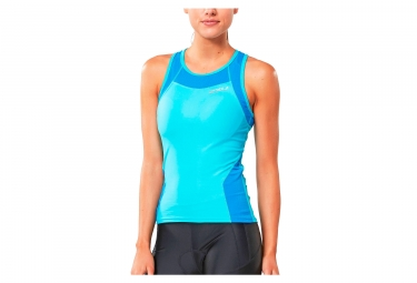 2XU X-Vent Women Tank Top Blue