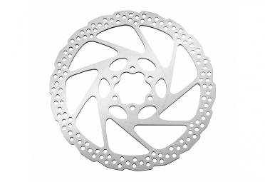 Disque de frein shimano sm rt56 argent 180 mm