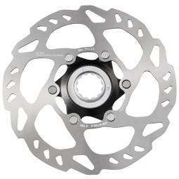 disque de frein shimano deore zee sm rt68 centerlock noir 203 mm