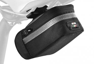 sacoche de selle sci con soft 350 rl 2 1 noir
