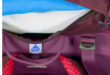 sac de randonnee femme osprey kyte 36 violet