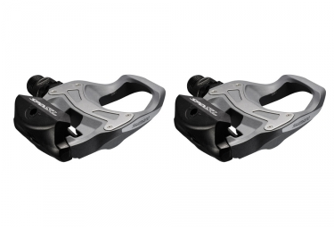 Shimano R550 SPD-SL Clipless Road Pedals Grey