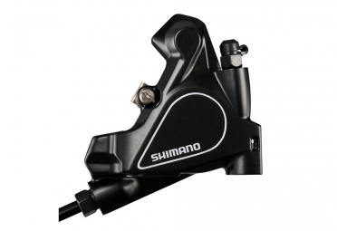 etrier de frein arriere shimano br rs405 resine flat mount noir