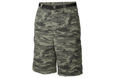 Short columbia cargo silver ridge camouflage 38