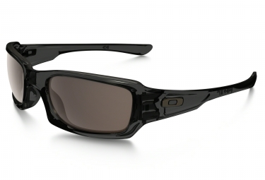 OAKLEY FIVES SQUARED Sunglasses Black - Grey Ref OO9238-05