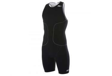 Z3r0d combinaison de triathlon osuit olympic noir blanc s