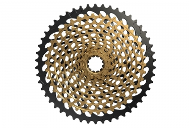 Cassette Sram XX1 Eagle XG-1299 10-50 Dents 12V Or