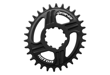Plateau rotor q rings mono direct mount sram bb30 32