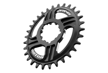 plateau rotor q rings mono direct mount sram gxp 34