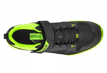 Chaussures VTT Suplest Offroad Sport Jaune Fluo Noir