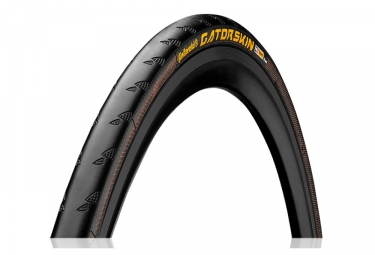 Pneu route continental gatorskin noir 23 mm