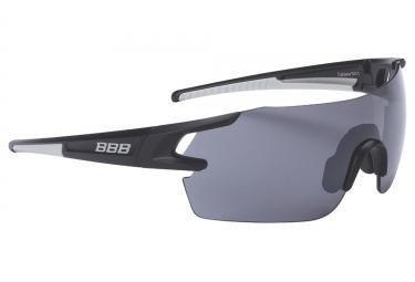 paire de lunettes bbb fullview noir smoke