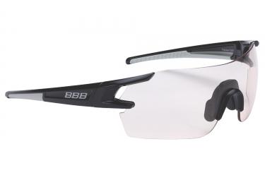 paire de lunettes bbb fullview noir photochromique