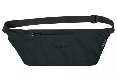 Image of Ceinture banane osprey stealth waist wallet noir