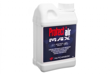 liquide preventif tubeless hutchinson protect air max bidon 1l