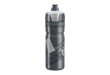 bidon elite thermo nanogelite 550ml gris blanc