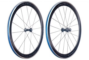 Wheelset Shimano Dura-Ace WH-R9100-C60-CL