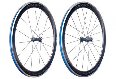 Shimano paire de roues dura ace wh r9100 c60 pneus