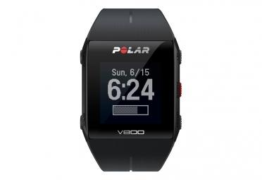 montre de sport multisports polar v800 noir