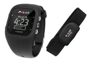 Polar montre a300 frequence cardiaque noir