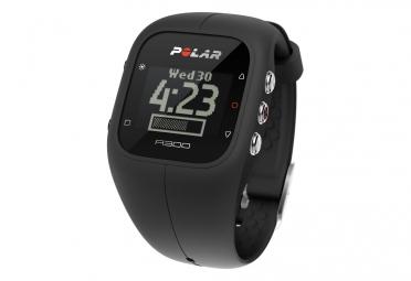 polar montre a300 noir