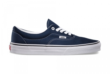 Vans paire de chaussures era bleu marine 42