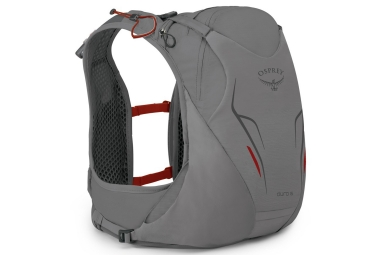 sac a dos osprey duro 6 gris rouge s m