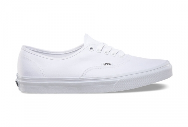 vans paire de chaussures authentic blanc 44