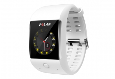 Montre de Sport Polar M600 Blanc