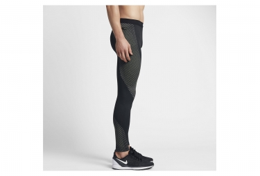Collant Long Homme NIKE ZONAL STRENGTH Noir Gris