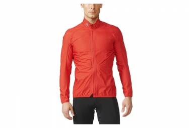 Veste Coupe-Vent Imperméable adidas cycling H.Too.Oh Rouge