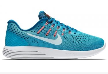 Zapatillas Nike LunarGlide 8 para Mujer Azul