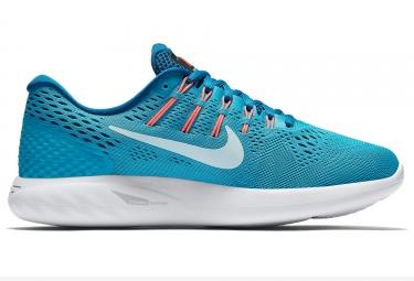 Nike LunarGlide 8 Shoes Blue Women
