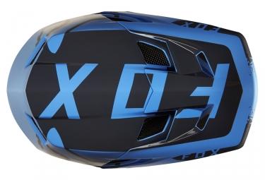 Casque Intégral Fox Rampage Pro Carbon Moth Mips Bleu Noir