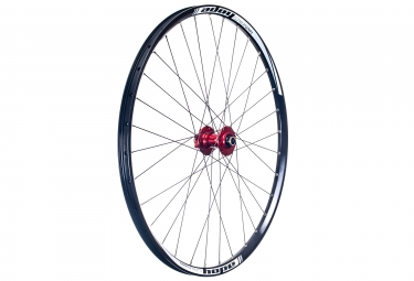 Roue avant hope tech enduro pro 4 27 5 9 15x100mm rouge