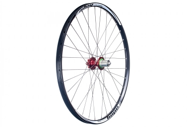 roue arriere hope tech enduro pro 4 27 5 9x135 12x142 mm corps shimano sram rouge
