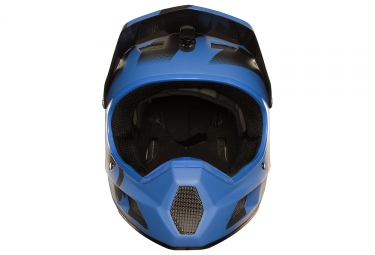casque integral fox rampage comp creo bleu rouge l 59 60 cm