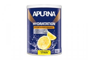 APURNA Boisson energetique Citron Pot 500g