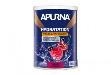 APURNA Energy Drink Red Fruits 500g