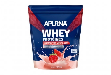 APURNA Protein Shake WHEY Strawberry 750g