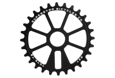 Superstar Sprocket Vega Black