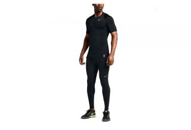 maillot de compression homme nike pro cool noir xl