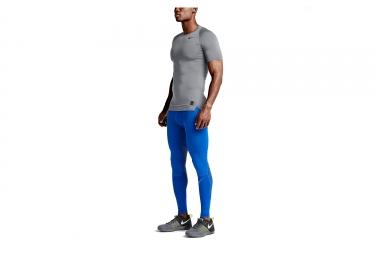 maillot de compression homme nike pro cool gris xl