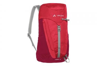 sac a dos femme vaude gomera 24 rouge