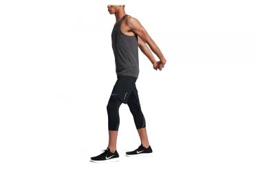Short 2-en-1 Homme Nike Aeroswift Noir