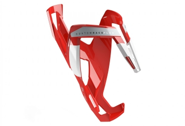 ELITE Custom Race Plus Bottle Cage Red